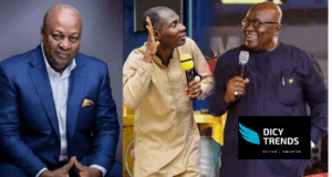 God Has Turned The Results: He Is Going To Win With 52.3%- Prophet Badu Kobi