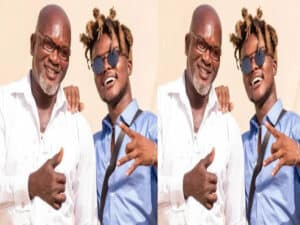 Read more about the article (+Video) -Quamina MP Composes Emotional song For The Late Father Who Died Recently In Ghastly Accident