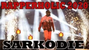 Read more about the article Videos: Sarkodie's crazy performace at Rapperholic2020