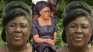 """""""She is old now""""-Photo of Former First Lady Theresa Kuffour Trending- Check it out"""
