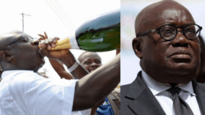 Drunkards Association Of Ghana Has sent A strong Message To Nana Addo
