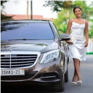 Read more about the article Zylofon Music Receives Trolls After Allegedly Using Menzgold's Money To Buy A Brand New Benz  For Signee Tiisha.