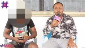 Watch Video- They 'Chopped' Me, 21-Year-Old G@y Exposes 5 Pastors
