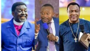Owusu Bempah 'exposes' Agyinasare, other English speaking pastors who see him privately for prophetic help