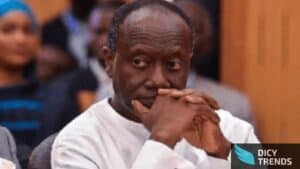Sad News: Ken Ofori Attah 'Airlifted' To The USA For Medical Care As His Health Is In A Critical Condition