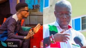 Read more about the article Checkout Kofi Kinaata's Responds to Nii Lante Vanderpuye's promise to Give his daughter to him.