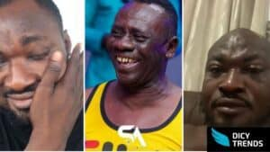 [Watch Video]-Check out Abrobeto's funny Reaction to Funny Face's situation.
