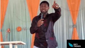 """Nigerians need Jesus Christ not AstraZeneca vaccine"" _ Adewale Giwa."