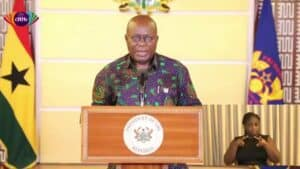 The covid-19 vaccine can't make you impotent or implant a chip into you – Nana Addo Assure Ghanaians