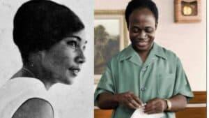 Meet Genoveva Esther Marais: Kwame Nkrumah's Secret Lover (Photos)
