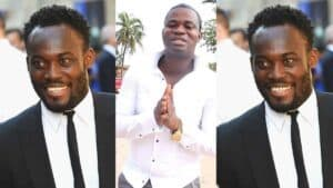 """""""Micheal Essien is not Gay, This Is The Reason"""" – Great Ampong Clears The Air"""