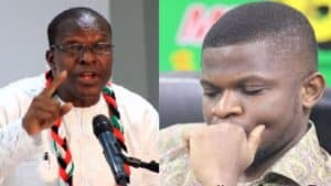 Speaker of Parliament, Alban Bagbin Sends a Strong Message To Sammy Gyamfi