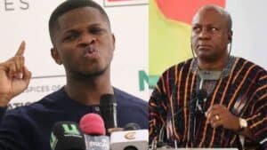 You have been pampered for too long, We can go into 2024 elections without you-Sammy Gyamfi makes bold statement