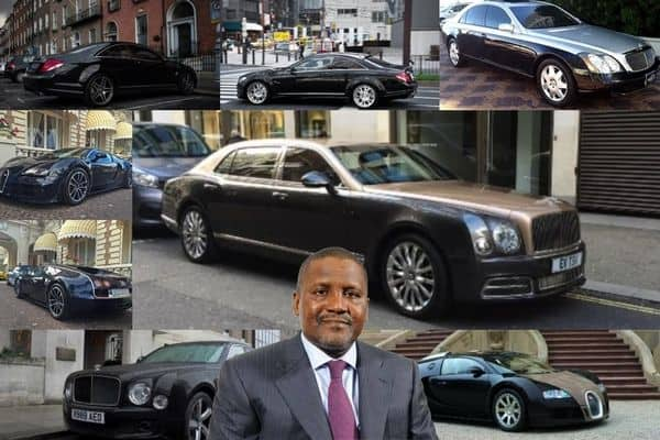 Richest Men in Africa & The Cars They Drive (2021)