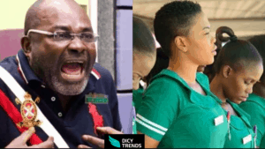 Ghanaian Nurses Have Horrible Attitudes – Kennedy Agyapong.
