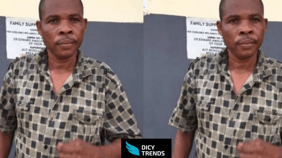 50-year-old Prophet Arrested For Allegedly Raping 17-year-old Church Member
