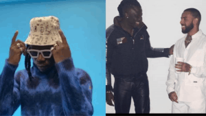 Stonebwoy's 'Blessing' music video hits over 1 million views in 1 day