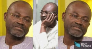 'incompetent' doctor at 37 Hospital almost killed- Kennedy Agyapong Narrate his Story