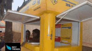 Mobile Money Vendor Shot By Armed Men At Ahenkofi