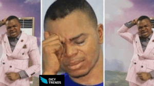 Bishop Obinim's Father  Dead