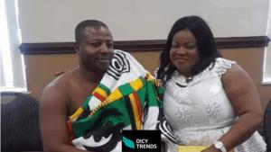 Mercy Asiedu And Husband Celebrate 4th Wedding Anniversary