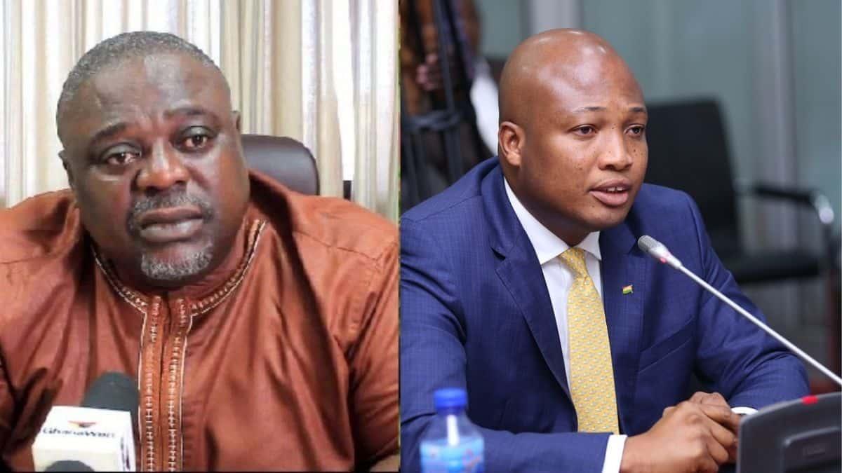 Exposed: Koku Anyidoho gives the Main reason Behind Okudzeto Ablakwa's resignation from PAC
