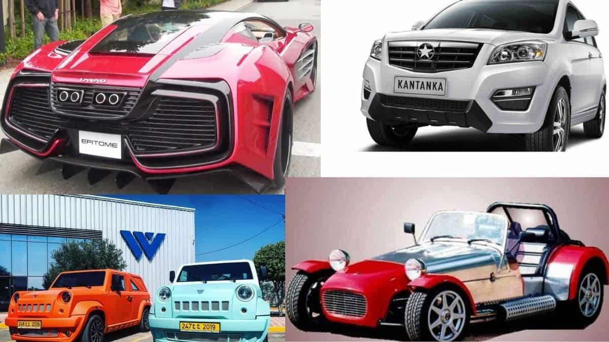 List Of Car Manufacturers In Africa