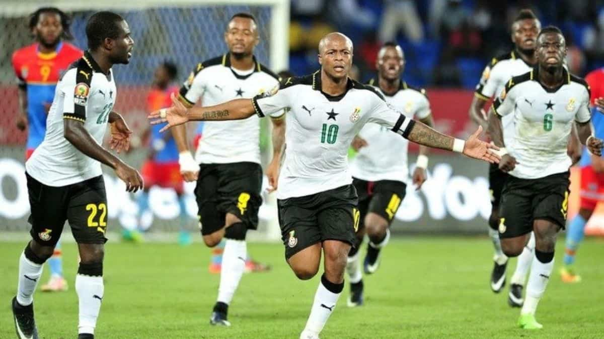 Read more about the article 2022 AFCON: Check Ghana's Group, Ghana Gets an Excellent Group.