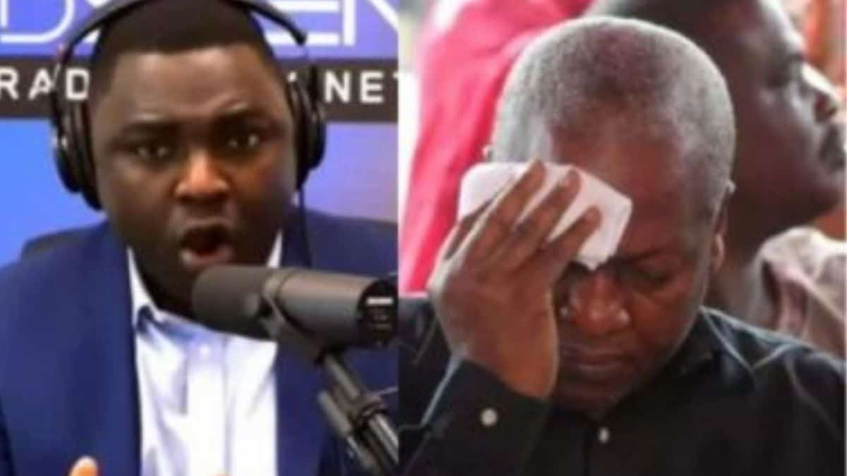 You don't have to contest again- Kelvin Taylor tells Mahama