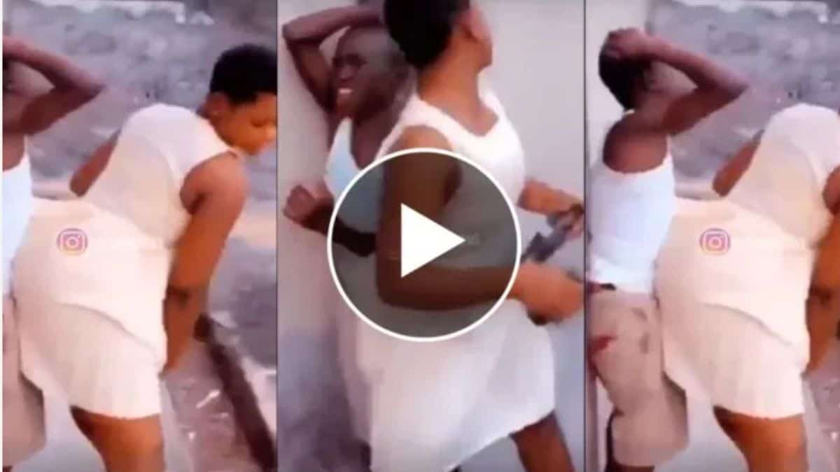 """[Watch Video] """"C.u.m On Me"""" – Spoiled SHS Girl Forces Herself On A First-Year Boy"""