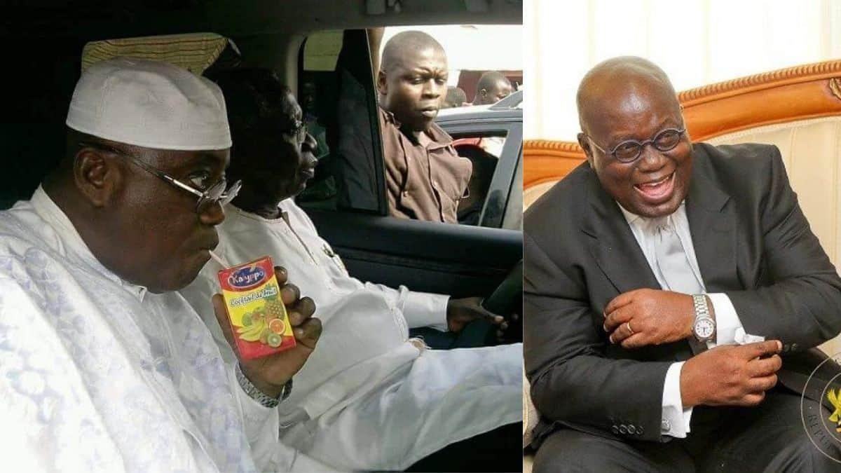 Top Six Nicknames Given To Nana Addo Dankwa By Ghanaians