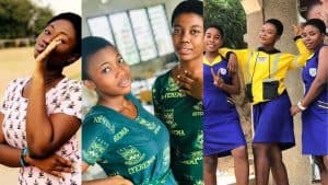 Photos: Beautiful SHS Girls Slaying In Their Uniforms That Will Make You Remember Your Days