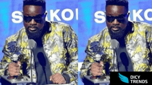 Read more about the article Sarkodie ranked the second most awarded artiste in Africa with 103 awards.