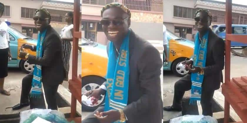 """[Video]-""""You will hear from me in December""""-Dr. UN Sends A  message to Sarkodie"""