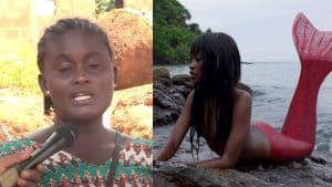 VIDEO -'Maame water' took 3 friends of mine undersea; only 1 returned – Ex-hairdresser