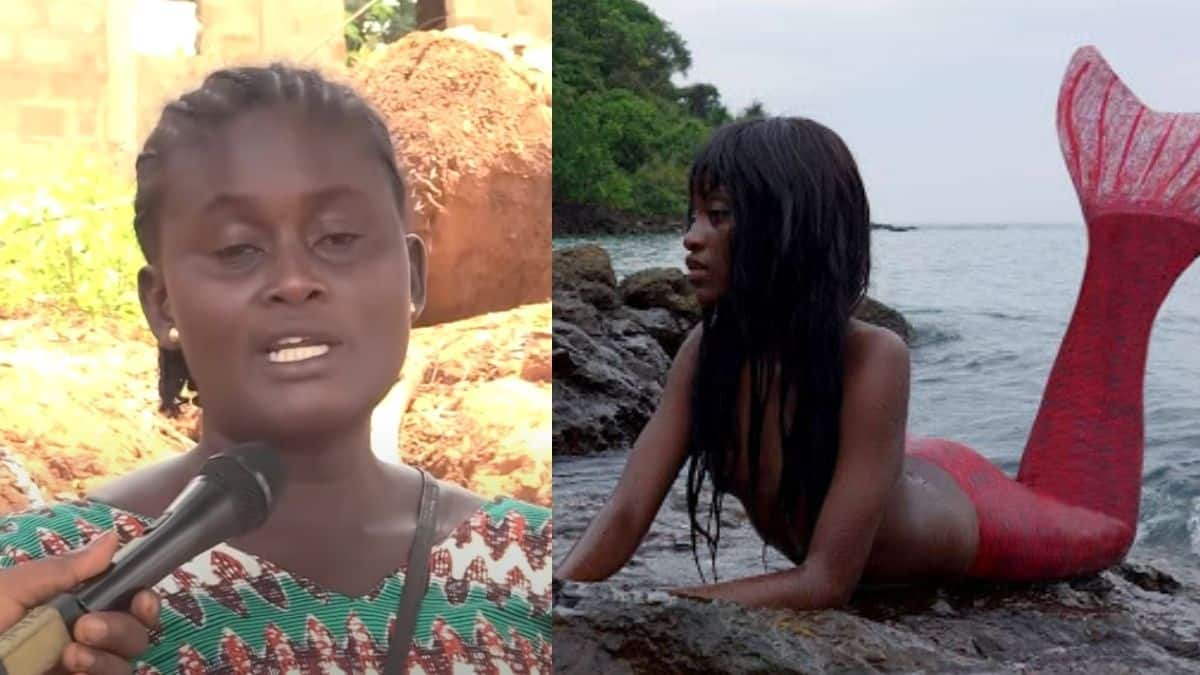 VIDEO -'Maame water' took 3 friends of mine undersea; only 1 returned – Ex-hairdresser