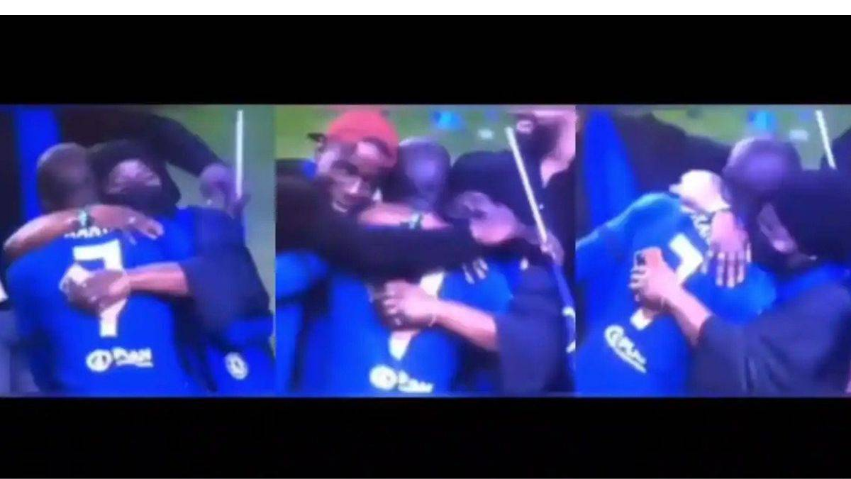 Read more about the article Chelsea: Video of Ngolo Kante's mother crying while hugging son over Chelsea's UCL victory stirs emotions