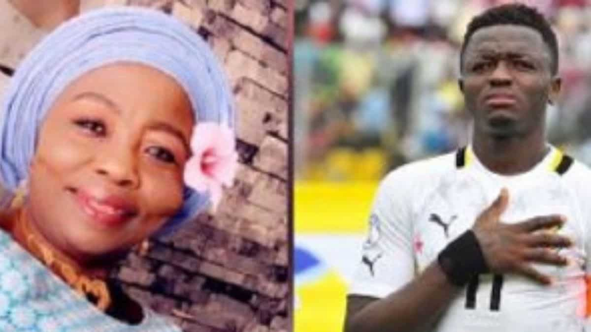 Read more about the article SAD: Cause of death of Sulley Muntari's mother, Hajia Kande revealed