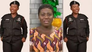 """Read more about the article """"I wish am still  virgin, Chopping Is Overrated""""- Ghanaian Policewoman"""