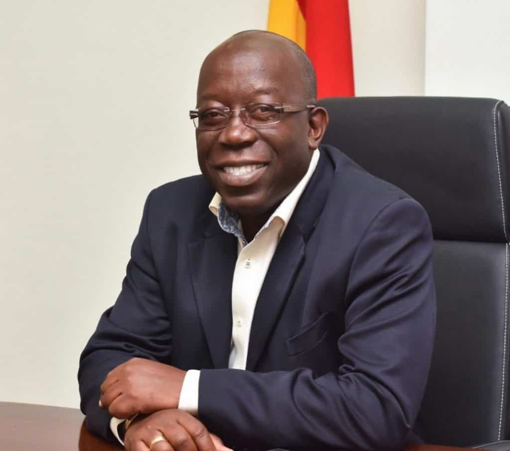 Top 7 highest paid government officials in Ghana & their salaries 2021. 63