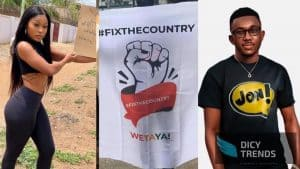 """Read more about the article """"We were paid GH¢50 to destroy the #FixTheCountry campaign"""" – NPP supporter reveals a secret-[Details]"""