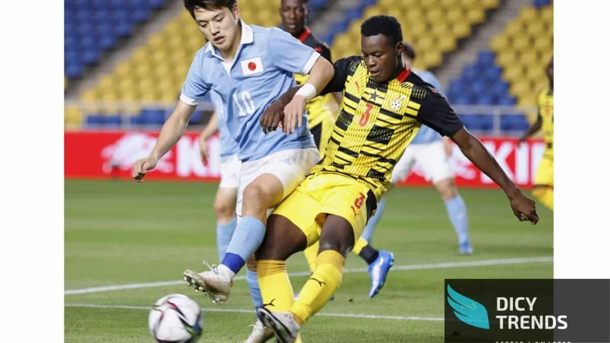 Read more about the article All goals: Ghana Suffers 6-0 Defeat To Japan In U-24 Friendly Match [Full Highlight]