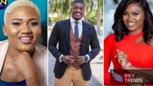 """Read more about the article VIDEO-""""Lexis Bill Couldnt chop me Well""""- Abena Korkor says as she lists Men who have chopped her."""
