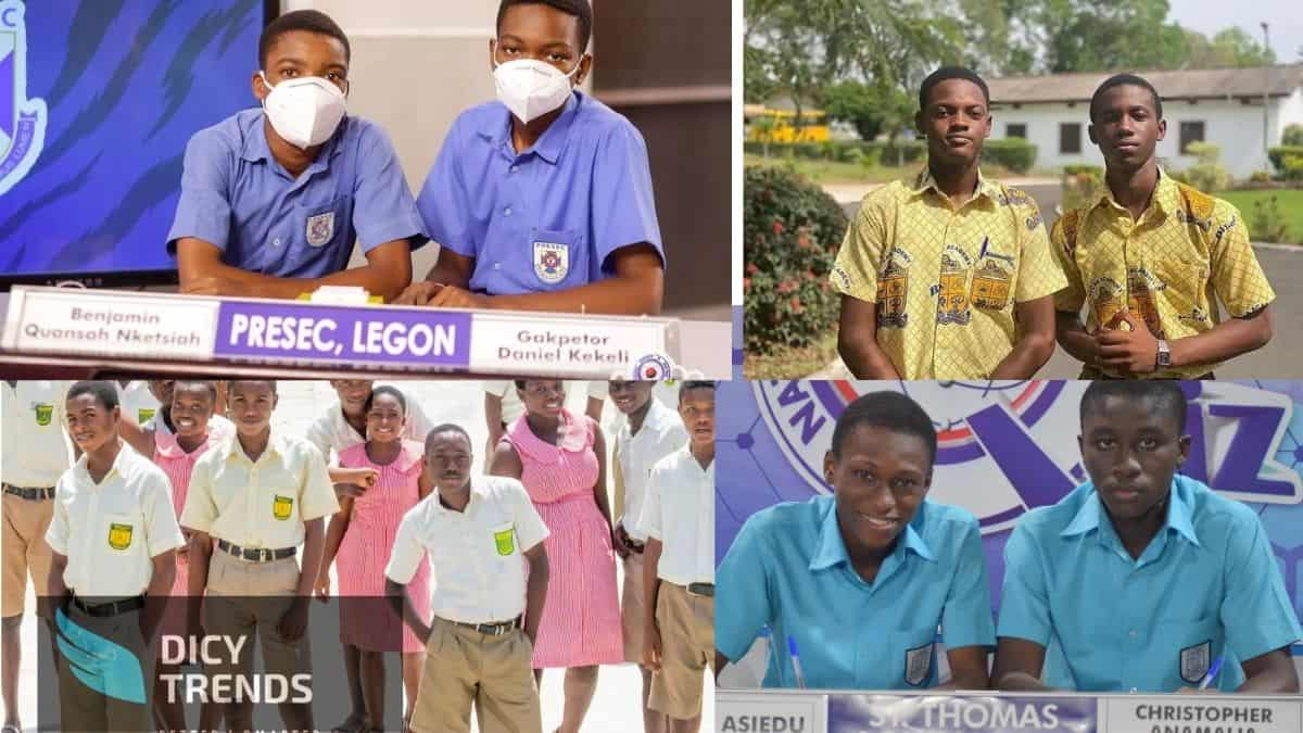 Read more about the article WASSCE ranking: Check-out position of Wesley Girls, Presec, and others
