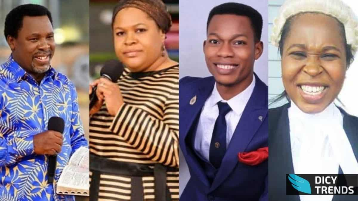 Read more about the article Meet TB Joshua's Wife, His Daughter Who Is A Lawyer, And His Son (+PHOTOS)
