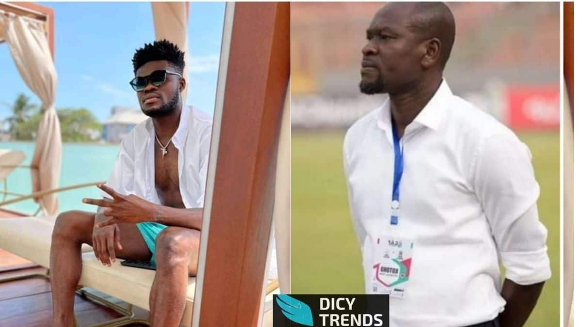 Read more about the article Thomas Partey allegedly sacked by Black Stars head coach C K Akunnor. -See Reason