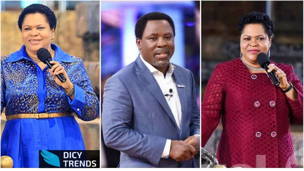 """Read more about the article """"I found him dead in his office"""" – TB Joshua's wife opens up about her husband's death"""