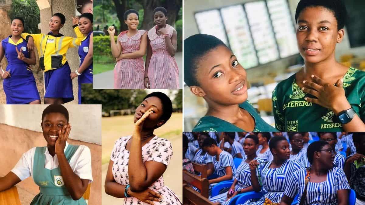Read more about the article Top 10 Senior High Schools (SHS) with the most beautiful students in Ghana(Photos)