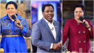 Read more about the article 'I Love you so much' – T. B. Joshua's wife writes to Him on his 58th birthday