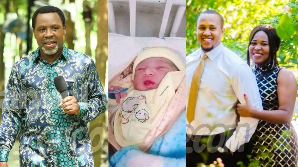 Reincarnation: TB Joshua's Daughter Gives Birth To Baby Boy On Father's  Birthday | Dicy Trends